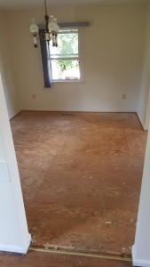 Laminate Floor Remodeling Front Royal VA