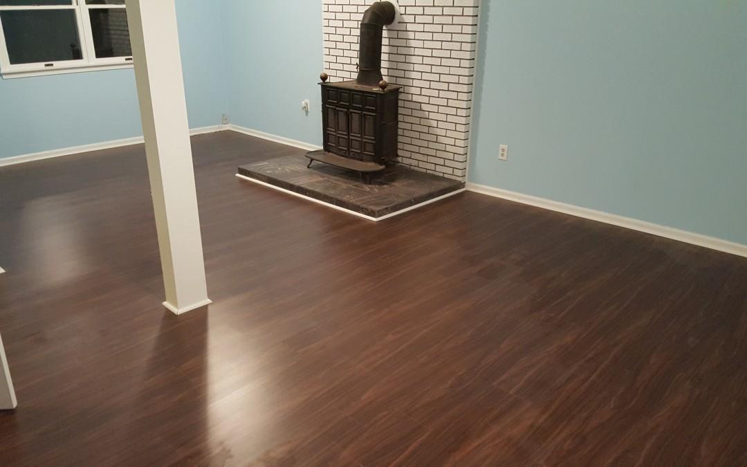 Floor Remodel VA