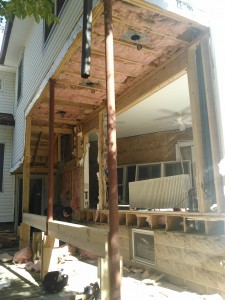Exterior Remodeling Project VA
