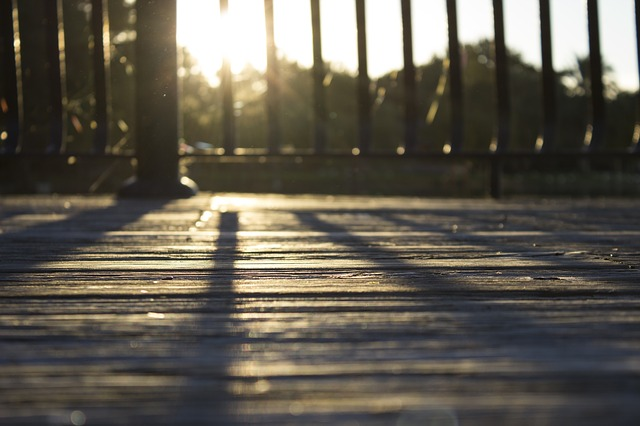 How To Renovate A Wood Deck