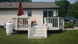Deck Repair in Virginia