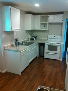Basement Kitchen Addition