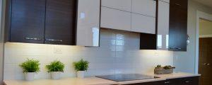 High Cabinets Kitchen Design Ideas