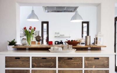 3 Great Rustic Small Kitchen Design Ideas